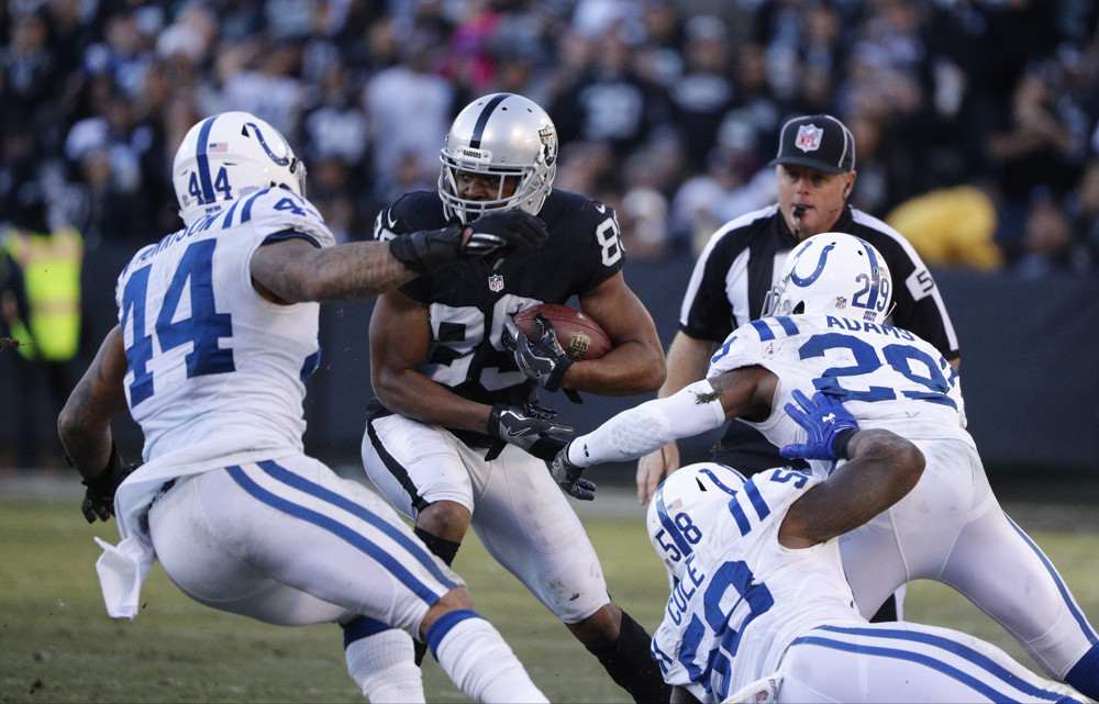Amari Cooper Oakland Raiders